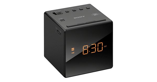 sony alarm clock radio. Black Bedroom Furniture Sets. Home Design Ideas
