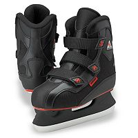 Jackson Ultima Boys Softec Tri-Grip ST2407 Recreational Ice Skates