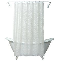Zenna Home Morocco PEVA Shower Curtain