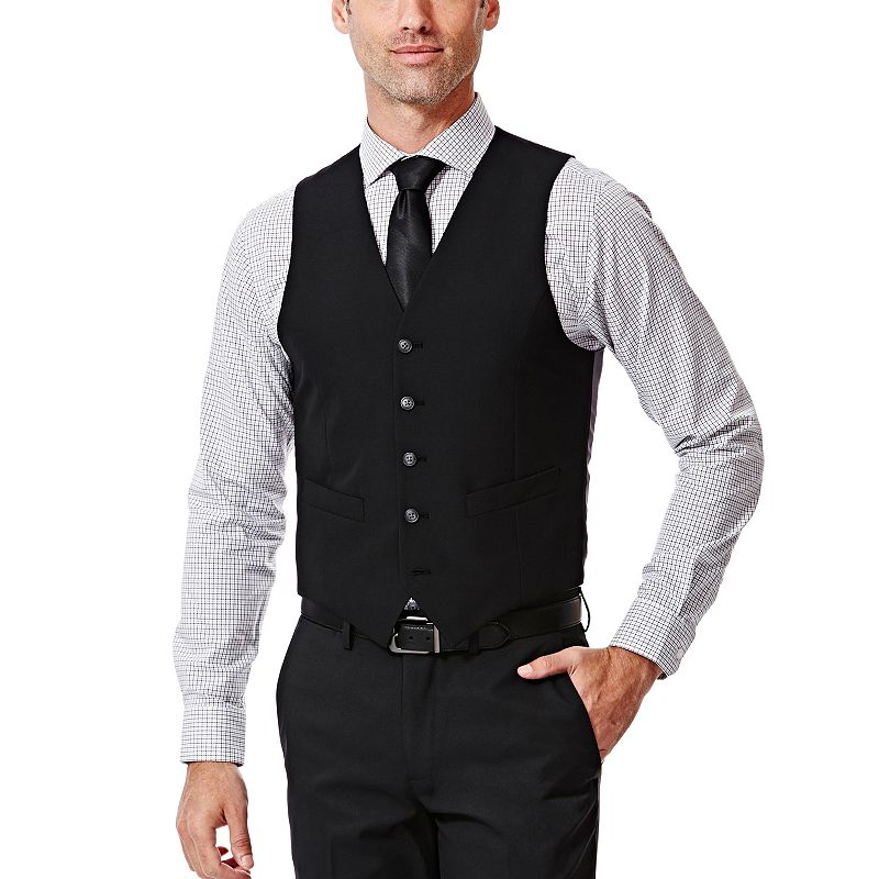 Designed to be worn with our black suit, this vest has you covered - from layered under a jacket, to boogying without one on the dance floor. Not available for events before 04/14/17 Free Shipping.