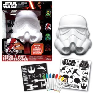 Star Wars: Episode VII The Force Awakens Deluxe Design A Vinyl Stormtrooper
