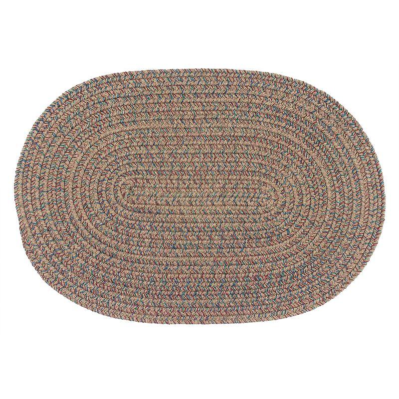 Colonial Mills Barrington Tweed Rug, Brown, 8X10FT OVL Product Image
