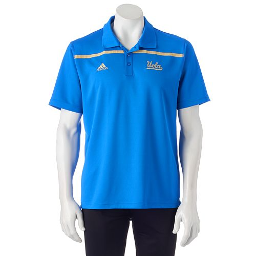 Men's adidas UCLA Bruins Sideline Coaches Polo