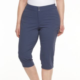 Plus Size Columbia Zephyr Heights Woven Capris