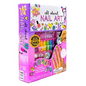 Just my style all about nail art kit null just my style all about nail art kit prinsesfo Gallery
