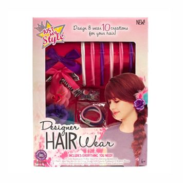 Just My Style Designer Hair Wear Kit