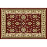 Natco Perry Victorious Framed Rug