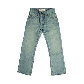 Boys 8-20 Levi's® 505™ Regular-Fit Straight-Leg Jeans