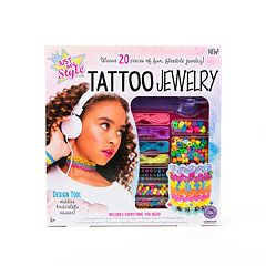 Just My Style Tattoo Jewelry Kit