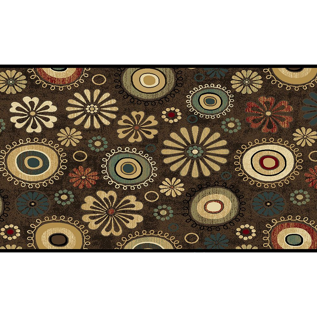 Natco Perry Downtown Floral Rug