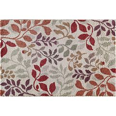 Natco Tulsa Opulence Floral Shag Rug