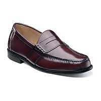 Nunn Bush Kent Men's Penny Loafer Dress Shoes