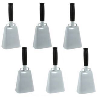 Buffalo Tools 6-piece Customizable Cowbell Set - Men