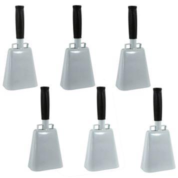 Buffalo Tools 6-piece Customizable Cowbell Set - Men