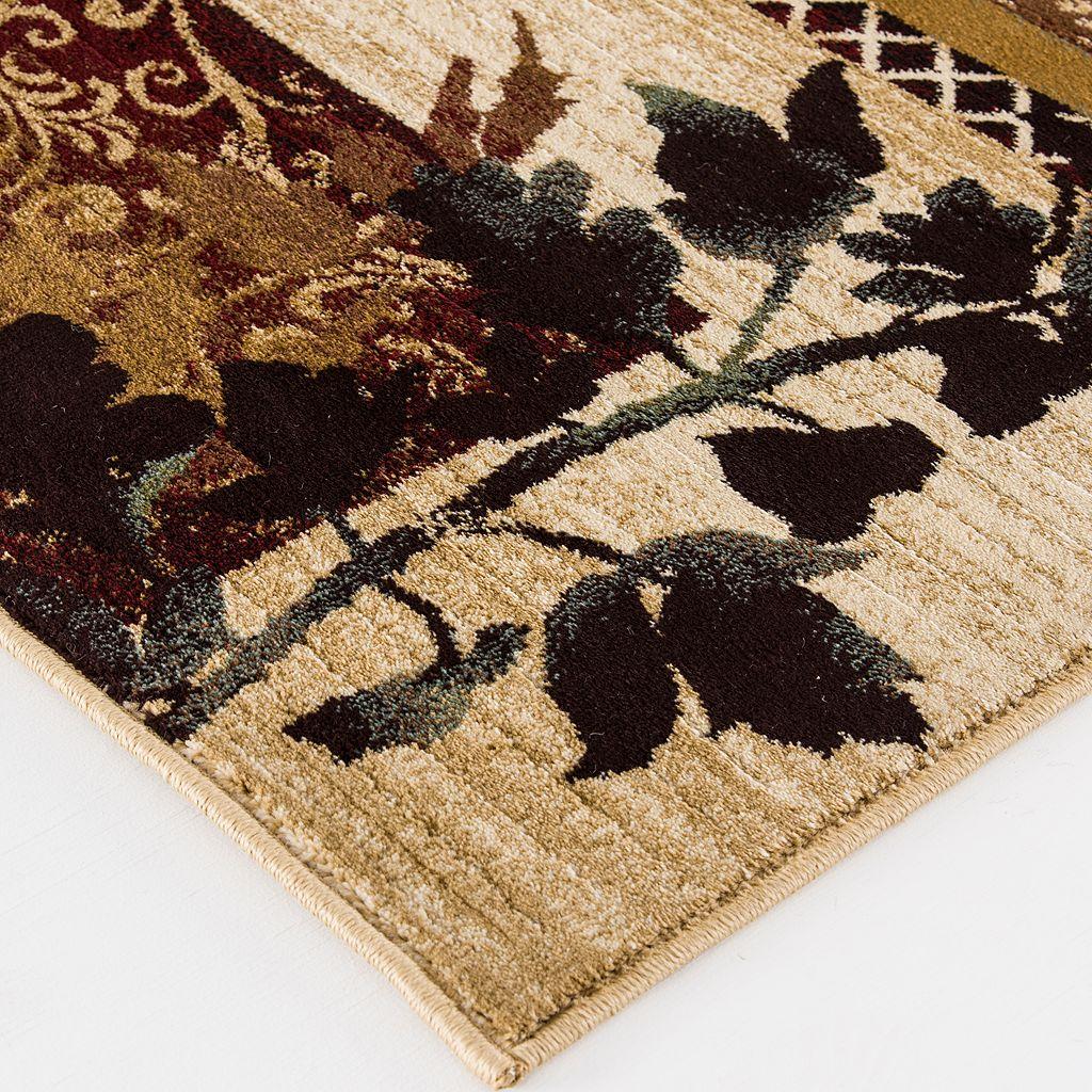 Natco Maxima Grandeur Floral Rug