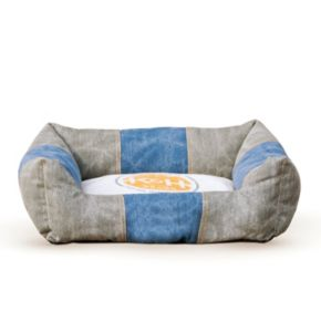 K&H Pet Original Logo Lounger Pet Bed