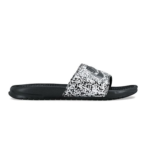 16398ac0b1 Nike Benassi JDI Print Men s Slide Sandals