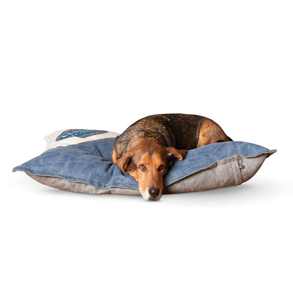 K&H Pet Genuine Logo Medium Single-Seam Pet Bed