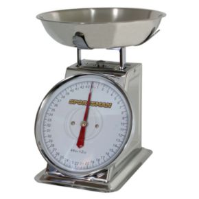 Sportsman Series 44-Pound Stainless-Steel Dial Scale