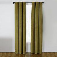Westgate V Topcord Velvet Curtain - 50'' x 84''