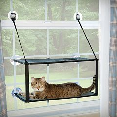 K&H Pet Kitty Sill Double Stack EZ Window Mount