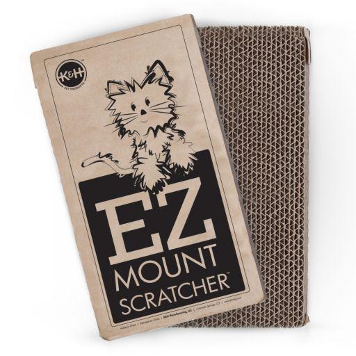 K&H Pet 2-piece EZ Mount Cat Scratcher Refill Set