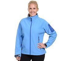 Plus Size Champion Soft Shell Jacket