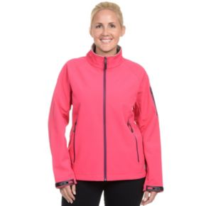 Plus Size Champion Soft Shell Jacket