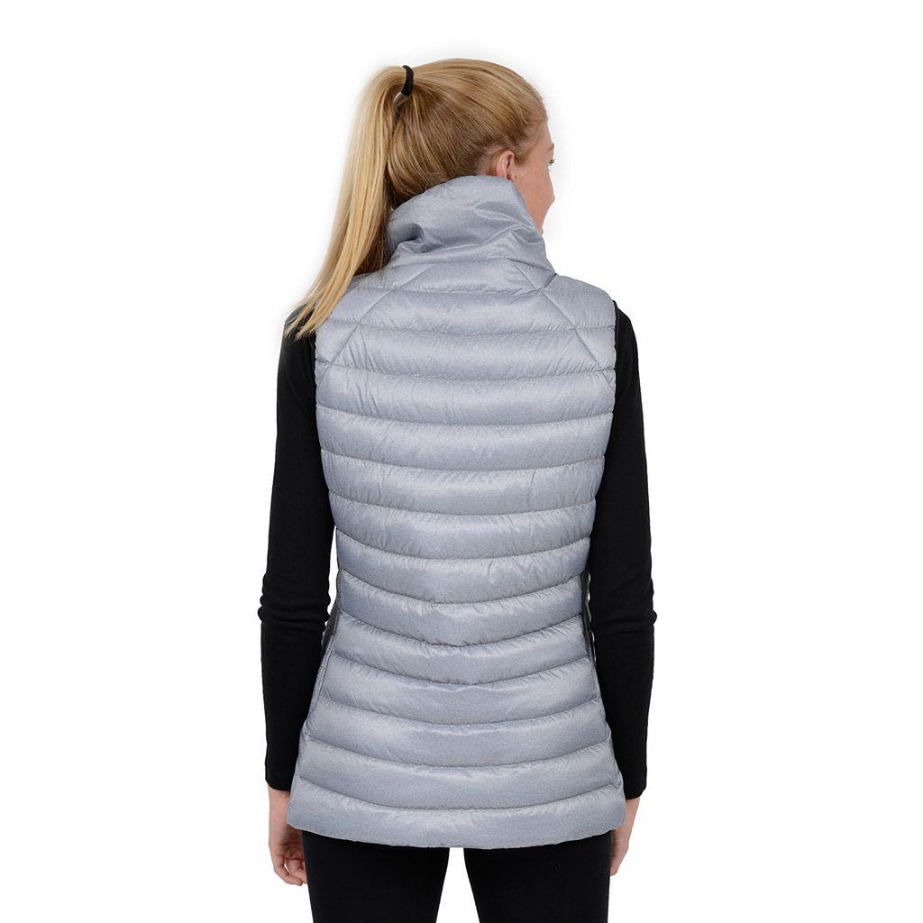 Women's Champion Asymmetrical Puffer Vest