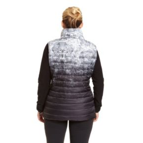 Plus Size Champion Puffer Vest