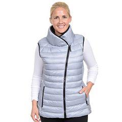 Plus Size Champion Puffer Vest