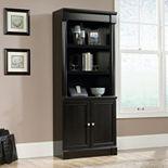 Sauder Avenue Eight Library 3-Shelf Bookcase