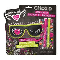 Fashion Angels Chox'd Chalkboard Sunglasses