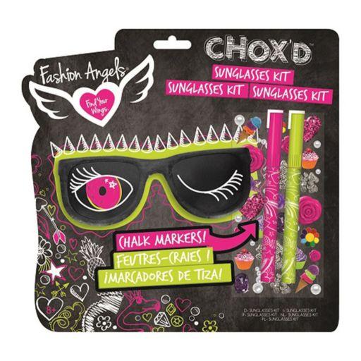 Fashion Angels Chox'd Chalkboard Sunglasses