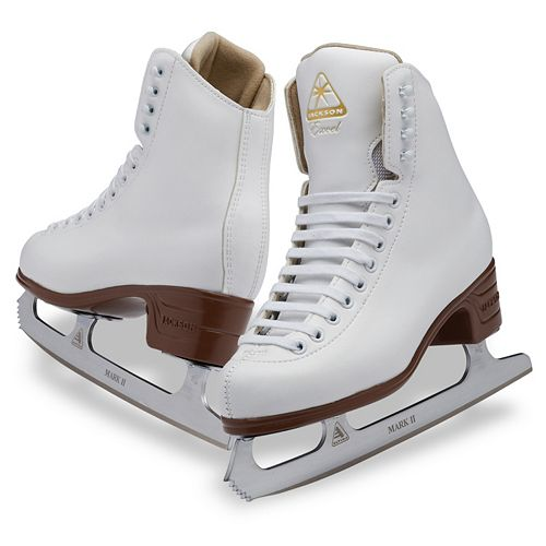 Girls Jackson Ultima Mystique Series Figure Ice Skates for