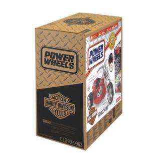 Power Wheels Harley-Davidson Rocker by Fisher-Price