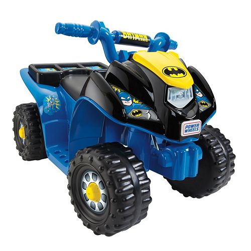 Power Wheels Batman Lil' Quad by Fisher-Price