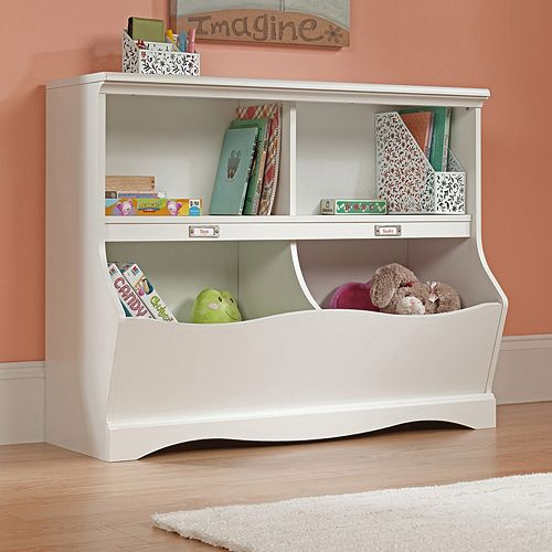 Sauder Pogo 2-Shelf Bookcase