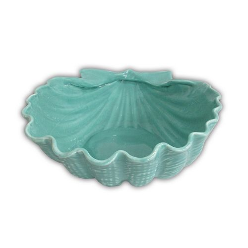 Celebrate Local Life Together Coastal Seashell 12.5-in. Serving Bowl