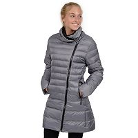 Women's Champion Asymmetrical Puffer Jacket