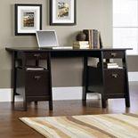 Sauder Stockbridge Executive Trestle Desk