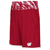 Men's adidas Wisconsin Badgers Player Shorts