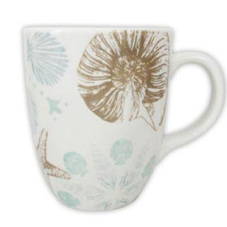 Celebrate Local Life Together Coastal Seashell 14-oz. Coffee Mug
