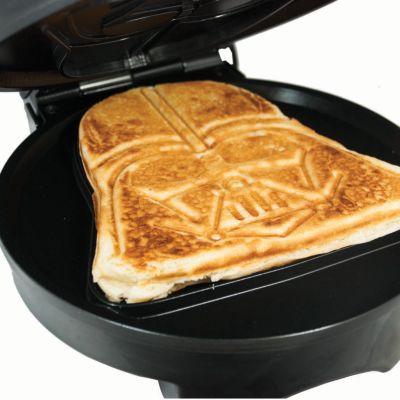 Star Wars Darth Vader Waffle Maker by Pangea Brands