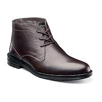 Nunn Bush Dexter Men's Plain Toe Chukka Dress Boots