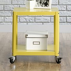 Sauder Square Storage Cart