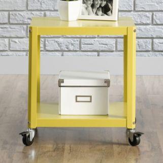 Sauder Square Storage Cart