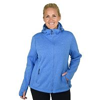 Plus Size Champion Hooded Jacket