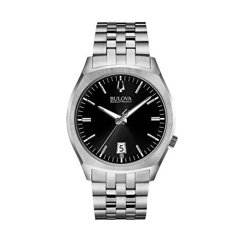 Bulova Men's Accutron II Stainless Steel Watch - 96B214