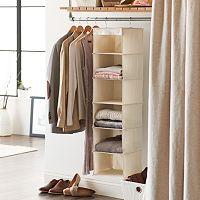 SONOMA Goods for Life™ Hanging Linen Sweater Shelf